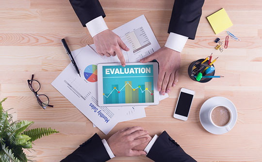 Business Evaluation Consulting