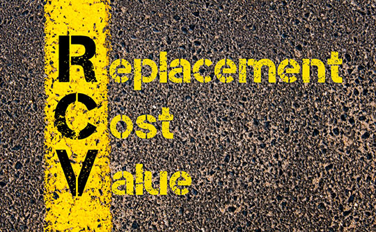 Replacement Cost Evaluation